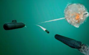 SeaSpider - Submarine scenario